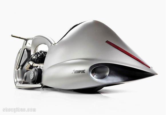 Full Moon 科幻概念摩托車設計