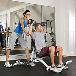 健身房新手指南:让你从鸡肋男变成肌肉男