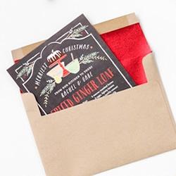 简单圣诞节/春节用红信封DIY手工制作教程