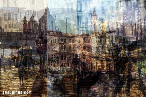 Alessio Trerotoli 多重影像下的城市樂章