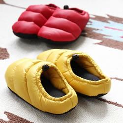 日本推出的羽绒鞋子产品 Coron