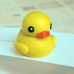 可爱小黄鸭玩偶软陶制作DIY图解教程