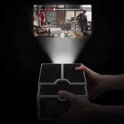 Luckies 专为智能手机设计的微型投影仪