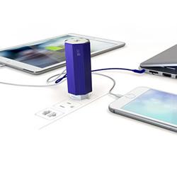 Zolt全方位充电器 轻松搞定所有电子产品