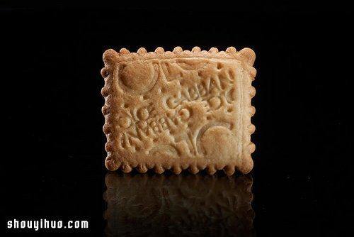 生活常見食品 加上國際時尚名牌的包裝設計
