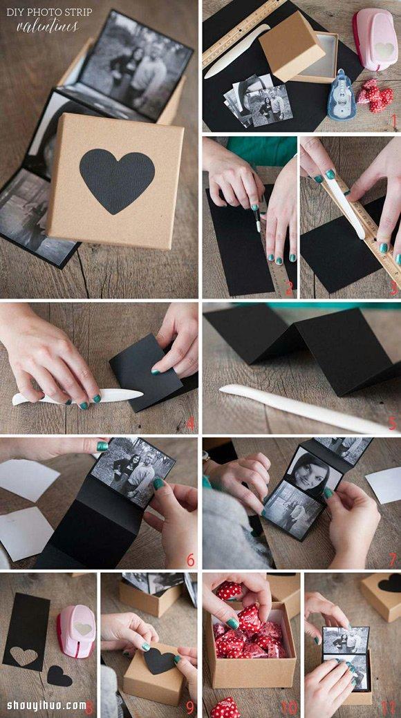 DIY独一无二情人节礼物的13个创意灵感 -  www.shouyihuo.com