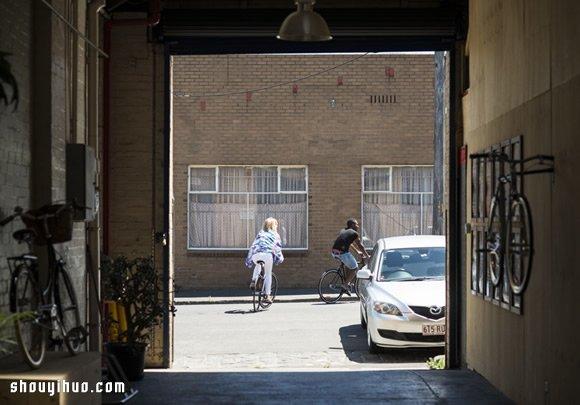 墨爾本寂靜小巷中的老牌自行車店 LEKKER