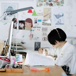 爱画画的女孩 打造新加坡品牌 MessyMsxi