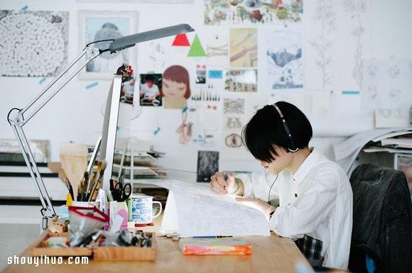 愛畫畫的女孩 打造新加坡品牌 MessyMsxi