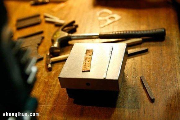 亲手打造完美银戒指的纯手工制作步骤图解 -  www.shouyihuo.com