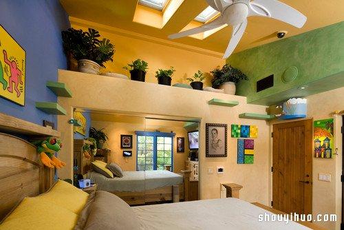四萬美元 把家改造成超好玩的貓咪遊樂園