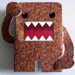 可爱怪兽纸模型的手工制作方法教程带图