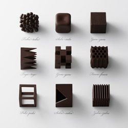 甜点艺术:让你舍不得咬下的可口巧克力设计