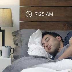 Luna智能床罩设计 让你每天都拥有完美睡