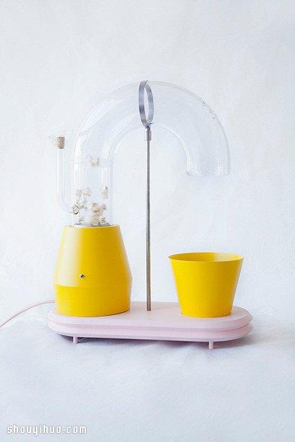 Popcorn Monsoon 操作簡單爆米花機設計