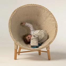 趣味又实用的儿童家具 让宝贝骑着小驴出游