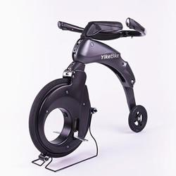 超轻便超迷你的可折叠电动车 Yikebike