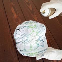 利用喷漆简单改造旧帽子手工DIY图解教程