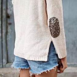 旧毛衣小改造 简单缝合立马变个性时尚