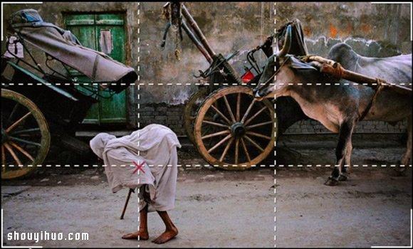 Steve McCurry 3分鐘教你學會9大構圖招數