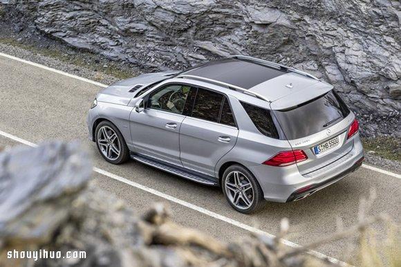 奔馳發布GLE & Mercedes-AMG GLE 63 車款