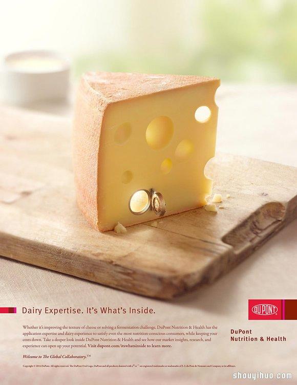 杜邦創意廣告 守護你的飲食健康