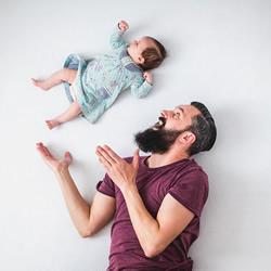 不用PS也能令人回味无穷的创意宝宝摄影!