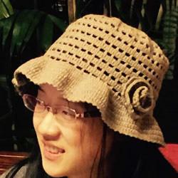 织帽子的花样图解教程包括花样和结构图
