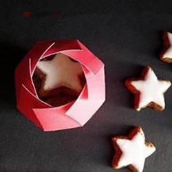 一次性纸杯制作饼干包装盒图解教程
