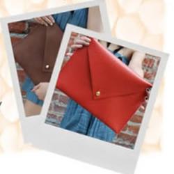 很容易制作的女式手拿包DIY方法图解教程