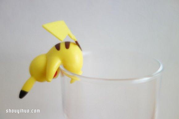 杯緣子新合作 皮卡丘也來佔領你家杯緣啦!