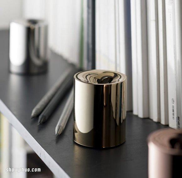 FUNNO 充滿未來感的時尚削鉛筆機設計