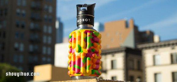 MOBOT運動水瓶 輕鬆補水做運動!