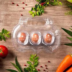 不怕碎!空气式防撞包装的放牧蛋「乐蛋」