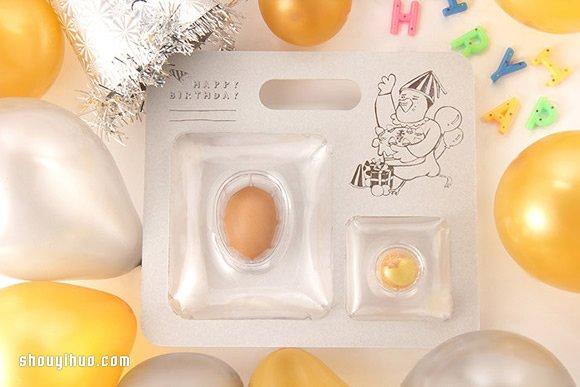 不怕碎!空氣式防撞包裝的放牧蛋「樂蛋」