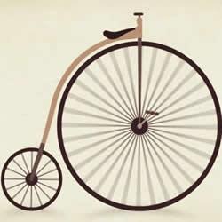 一分钟了解脚踏车外型进化史