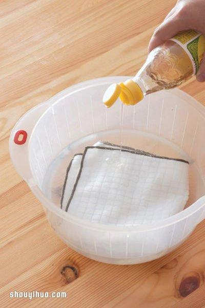 如何选对抹布 简单的抹布清洁秘诀!