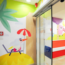 充满童趣医院设计 让孩子看病也能享受乐趣
