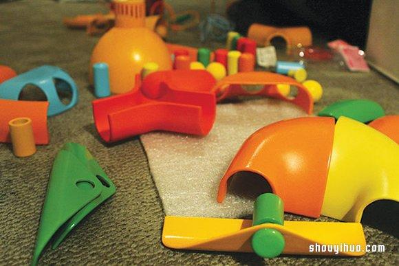 好玩的兒童玩具:Fun PinBall自製彈珠檯