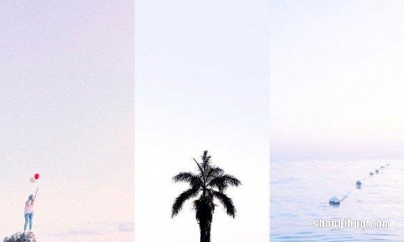 學習如何構圖:把照片拍得像白日夢般極簡