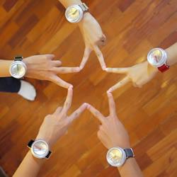 易拉罐回收利用DIY手表 还上市出售咯!
