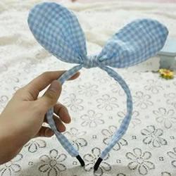 卖萌利器:萌萌兔耳朵的制作方法图解教