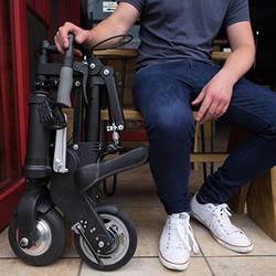 A-Bike Electric 全世界最轻巧的电动车将问世