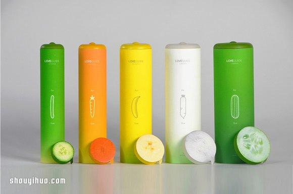 不同蔬果代表大小,你真的會選小黃瓜保險套么?