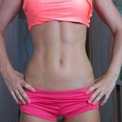 8分钟腹肌锻炼教程,坚持30天就能拥有六块腹肌