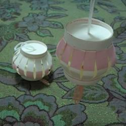 灯笼制作方法图解 手工灯笼制作用纸杯做