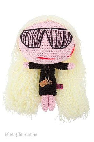 Mua Mua推出時尚大咖針織玩偶 你都能認出來么?