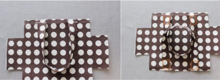 可愛便當包製作教程 手工便當包的做法圖解