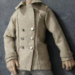 男士风衣的制作方法 自己制作男风衣图解教程