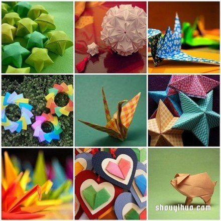 九个治愈系折纸作品欣赏 所谓萌物就是这样 -  www.shouyihuo.com